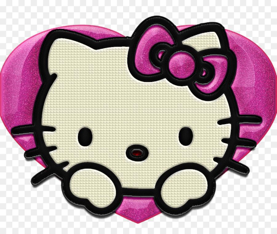 900x760 Hello Kitty Drawing