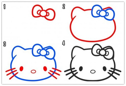 Hello Kitty Drawing Picture At Getdrawings Com Free For Personal