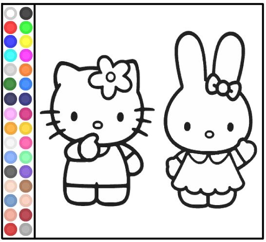 546x498 Hello Kitty Games Free Kids Online