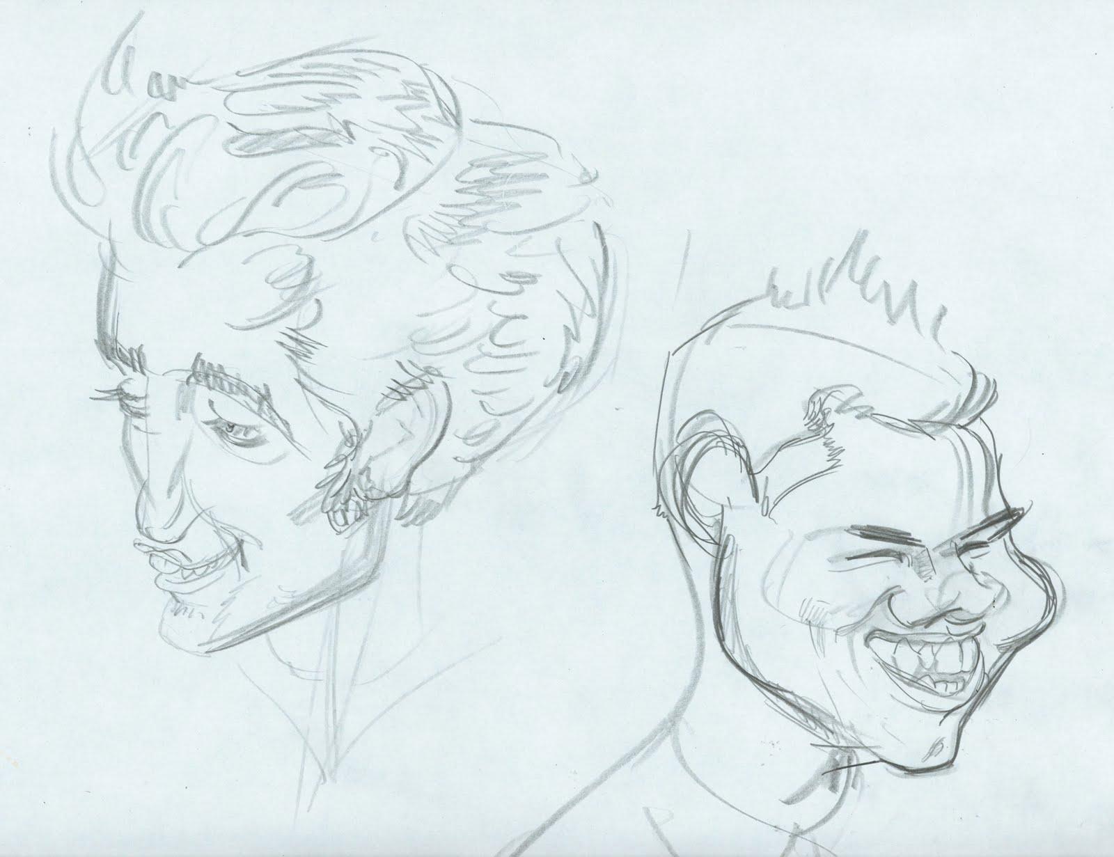 1600x1231 John K Stuff Does All This Human Drawing Help Cartooning