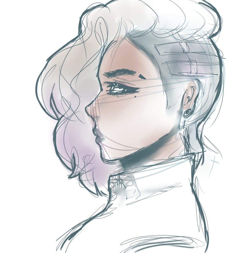 832x868 Sombra Sketch ( I Forgot How To Draw Humans, Help) By