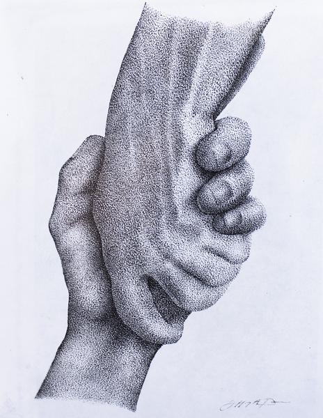 464x600 Helping Hands Artlifting