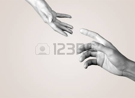 450x327 A Helping Hand Human Hand, Assistance, A Helping Hand. Drawing