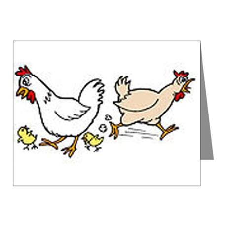 460x460 Hen Chicks Drawing Thank You Cards Hen Chicks Drawing Note Cards