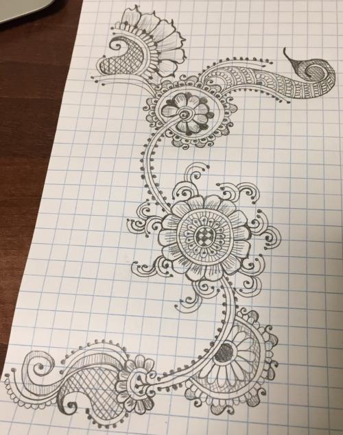 500x635 Freehand Pattern Tumblr
