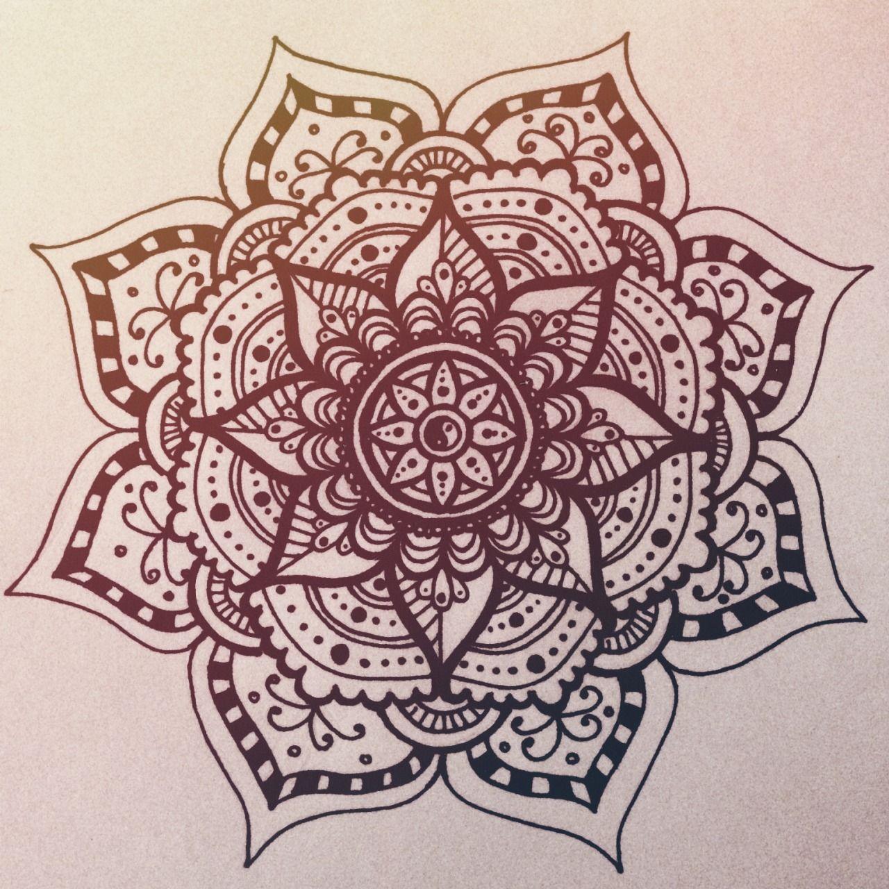 1280x1280 Mandala Tattoo Tumblr Tattoo Mandala, Tattoo