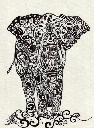 400x545 Pin By Tayret Roberts On Elephant