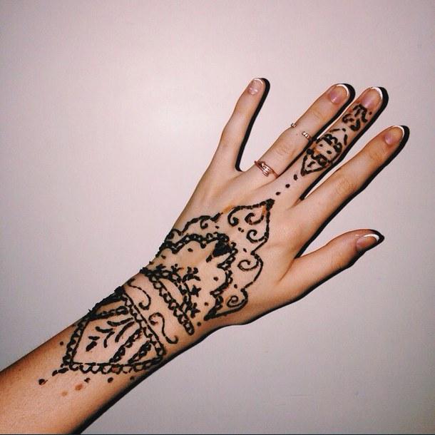 610x610 Beautiful, Draw, Drawing, Fantasy, Fingers, Hand, Henna, Henne