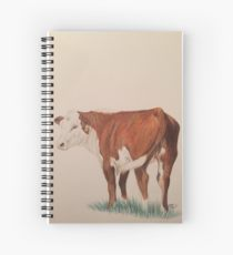 210x230 Hereford Drawing Spiral Notebooks Redbubble