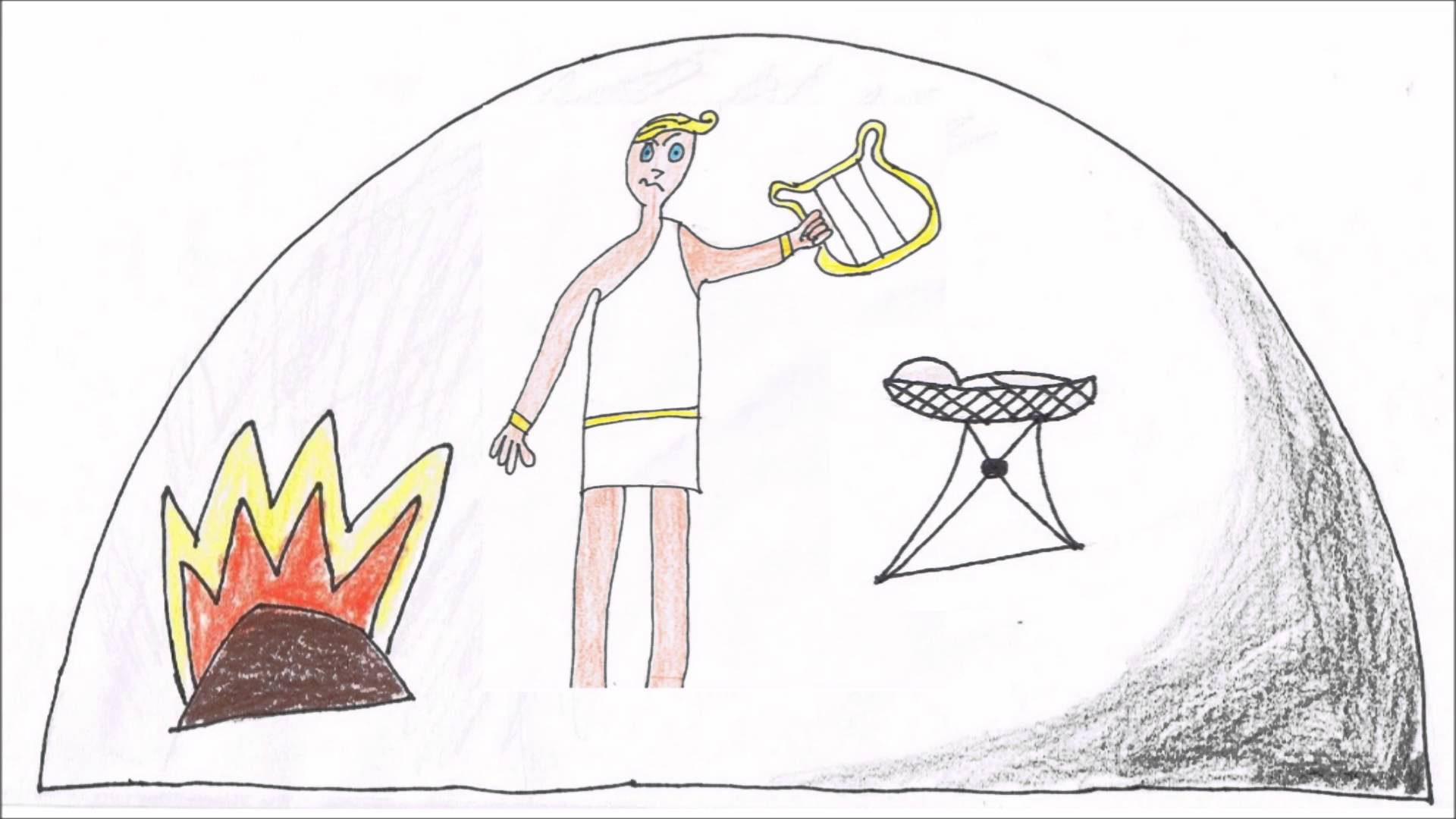 1920x1080 Apollo's Cattle, Myth About Hermes The Greek God