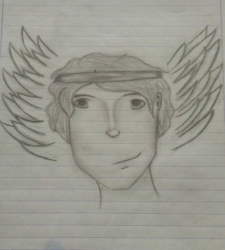 921x1024 Hermes Drawing Hellenistic Polytheism Amino