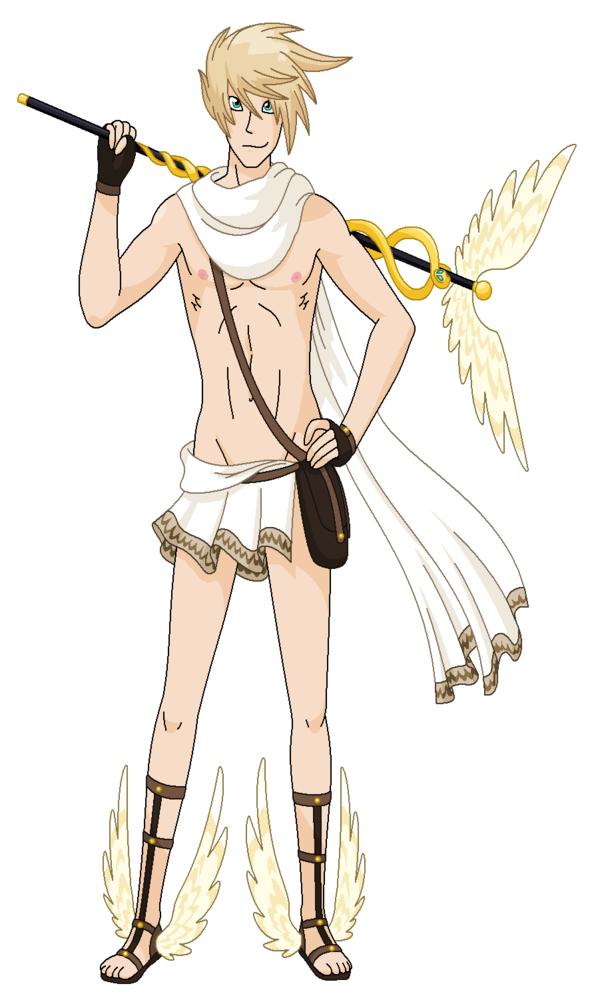 600x1004 Hermes By Cerulebell