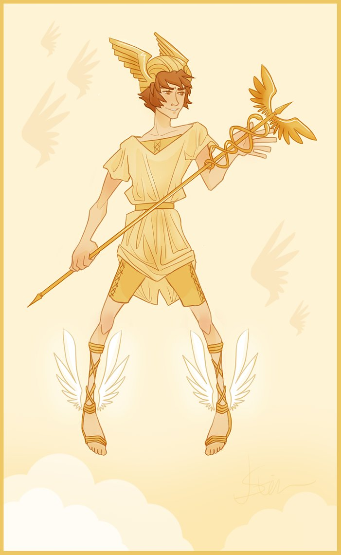 Hermes Greek God Drawing At Getdrawings Free For Personal Use