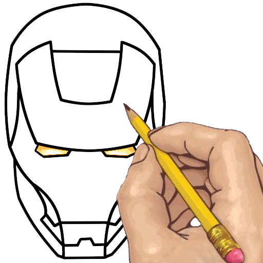 512x512 How To Draw Superheroes Appstore For Android