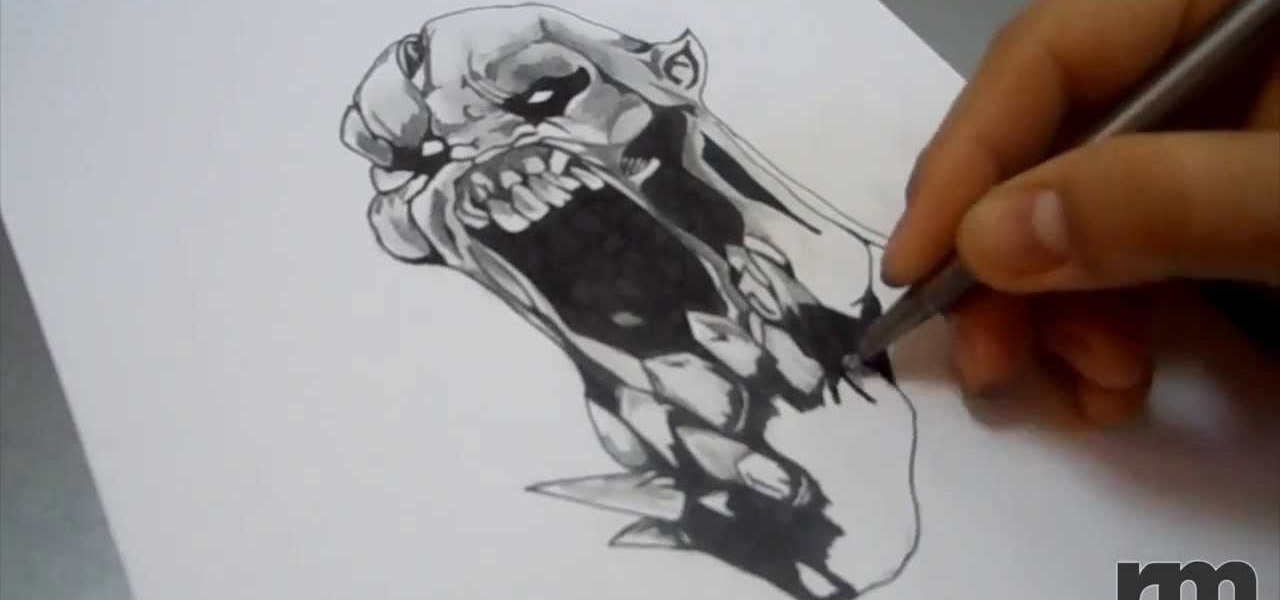 1280x600 How To Draw Lifestealer Hero From Dota 2 Drawing Amp Illustration