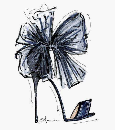 471x530 High Heeled Shoes, Drawing Heels, Watercolor, Cartoon Png Image