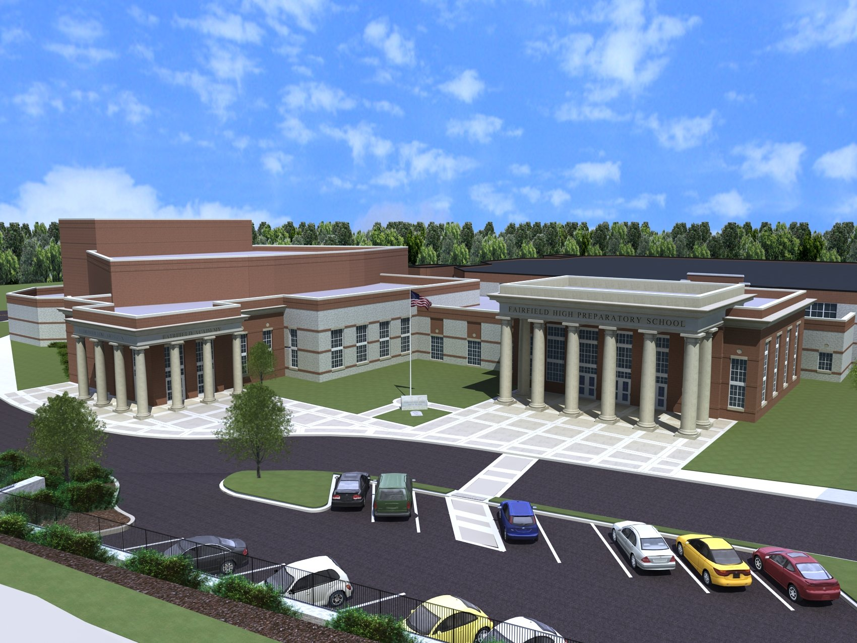 1700x1275 Fairfield Schools Begin 5 Year Plan, Including Building