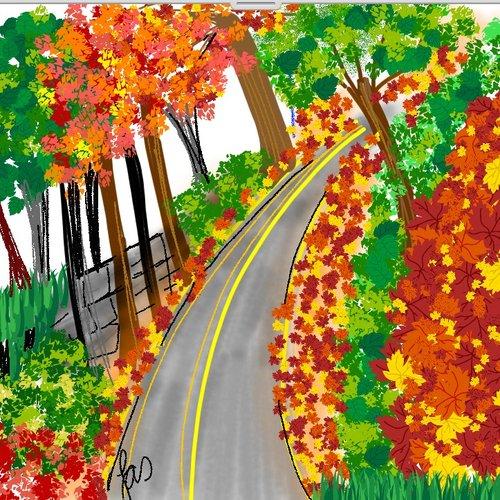 500x500 Highway Drawings