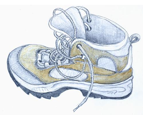 499x400 Hiking Boot