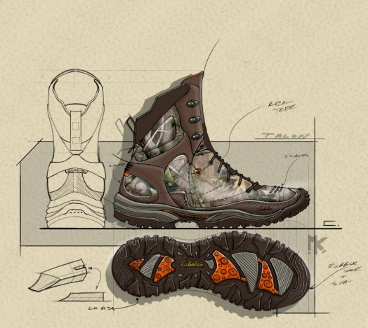 524x468 Hiking Footwear Concepts By Michael Mack Conceptkicks
