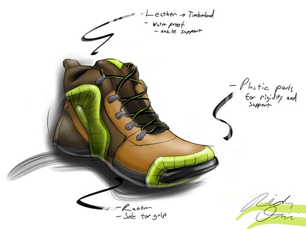 600x450 Timberland Trail Connect On Behance