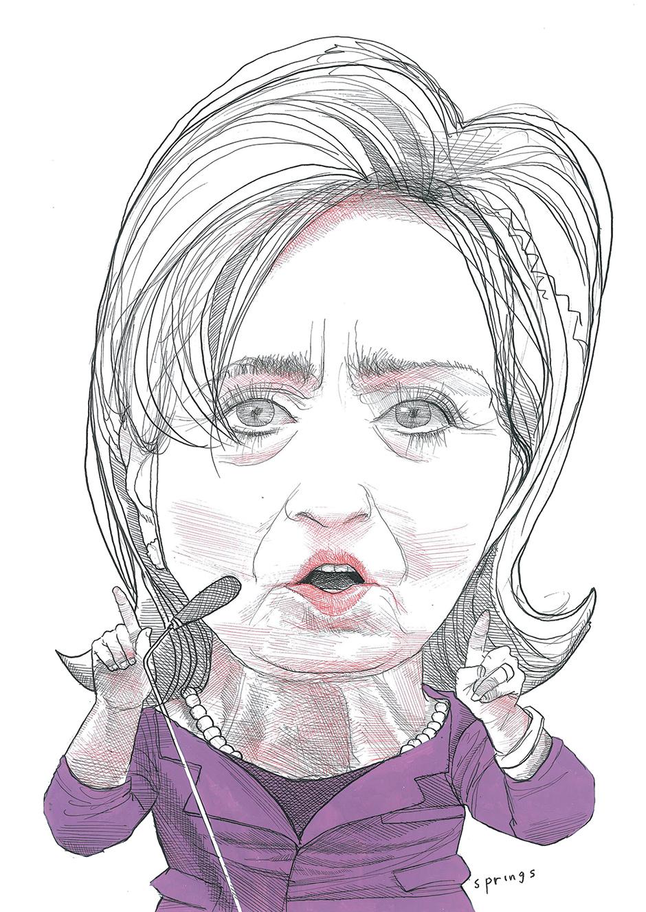 940x1327 Hillary By Joseph Lelyveld The New York Review Of Books