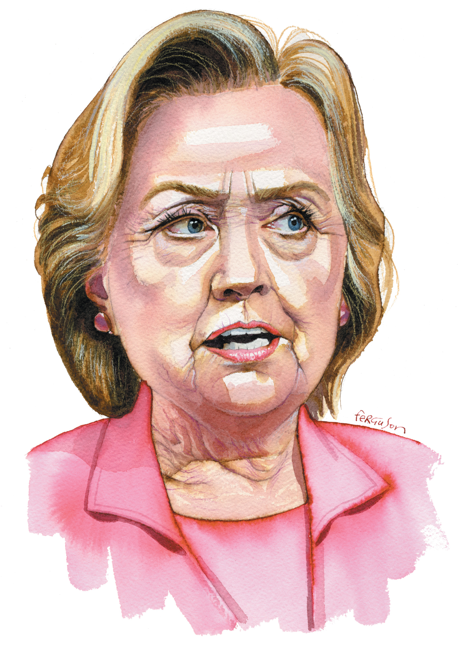 1600x2271 Hillary Amp Women By Heller The New York Review Of Books