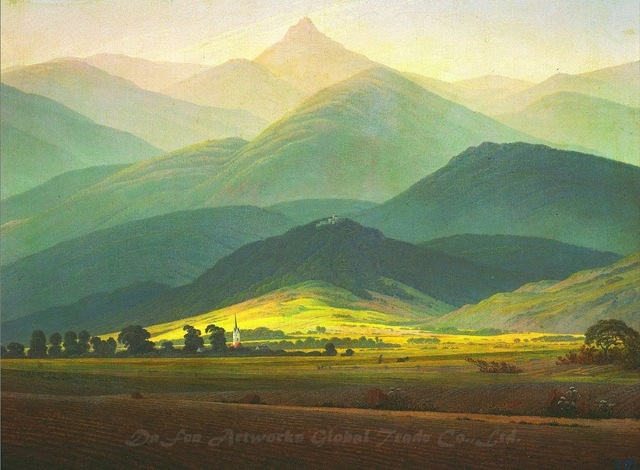 640x470 Free Shipping Decorative Giclee Canvas Oil Painting Based