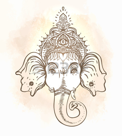 405x450 Indian Elephant Stock Photos. Royalty Free Business Images