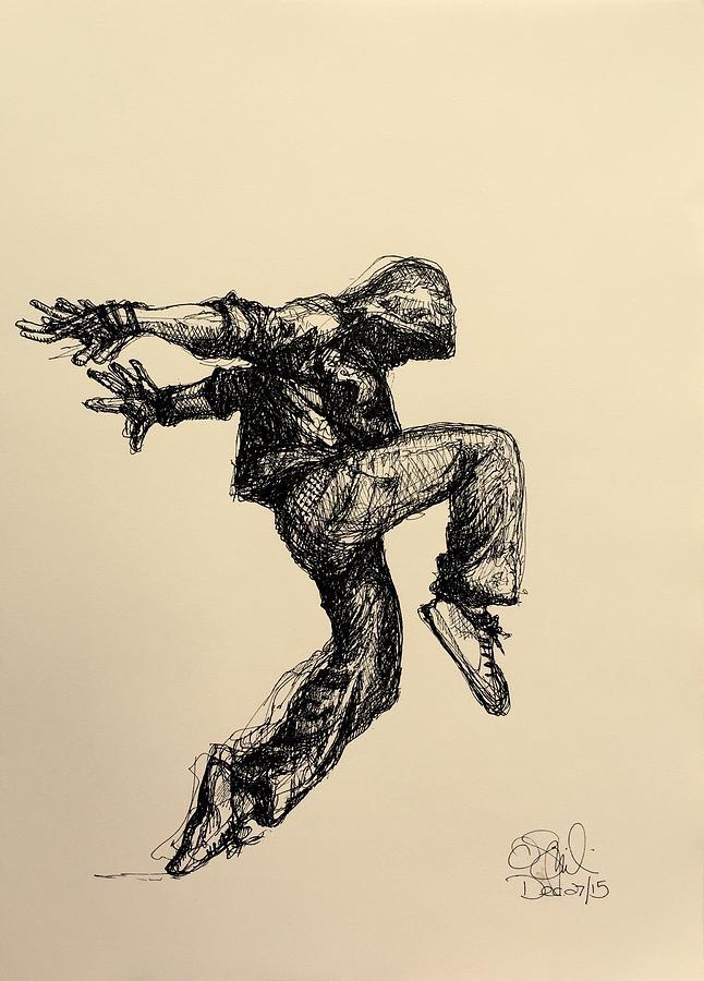 646x900 Drawing By Olga Szkabarnicki