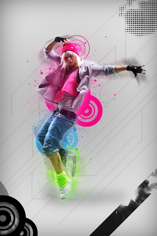 1000x1500 Hip Hop Dance By Balazsketyi