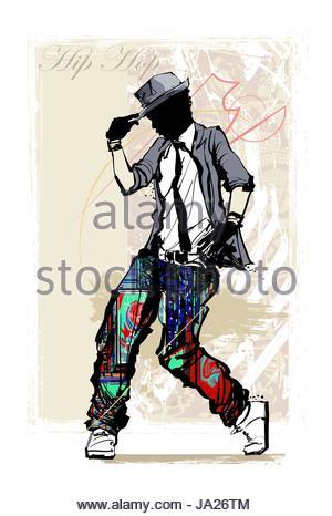 300x466 Hip Hop Dancer