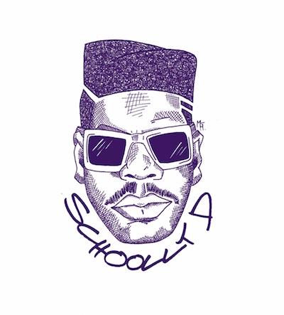 400x443 Is Schoolly D Philly's Greatest Hip Hop Crash And Burn