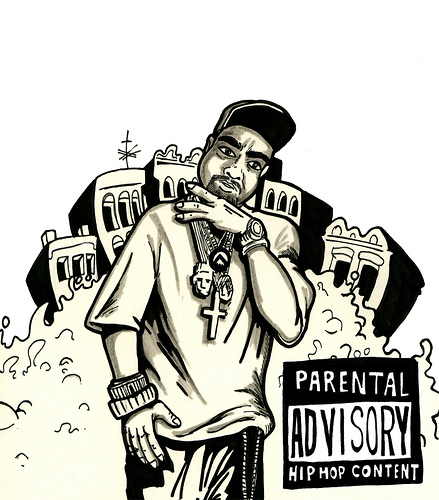 439x500 The Drawing B0ard Hip Hop Content