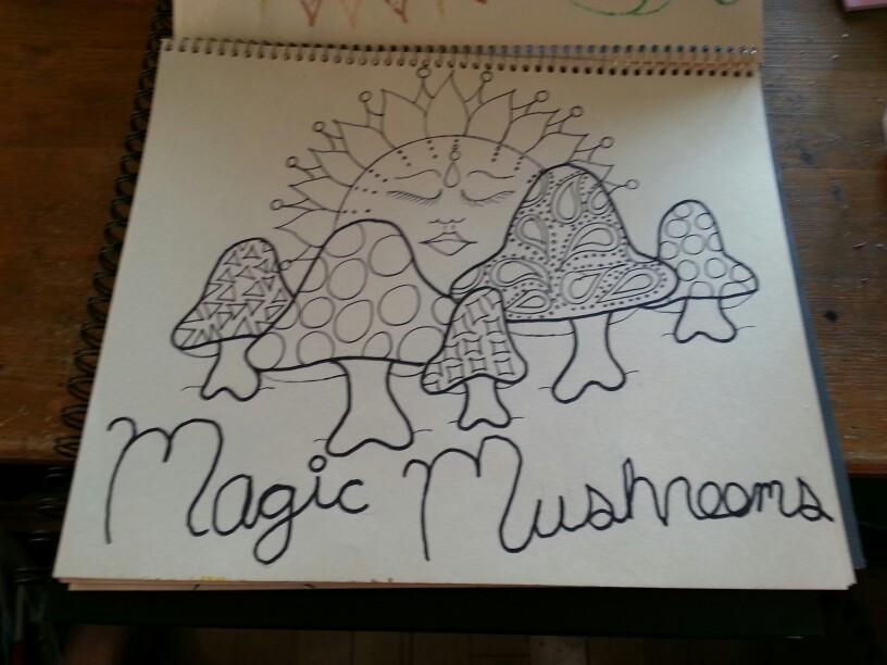 816x612 Hippie Drawing Cute Shit( Hippie Drawing