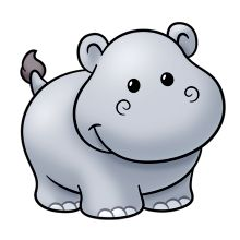 hippo cartoon drawing at getdrawings com free for personal use
