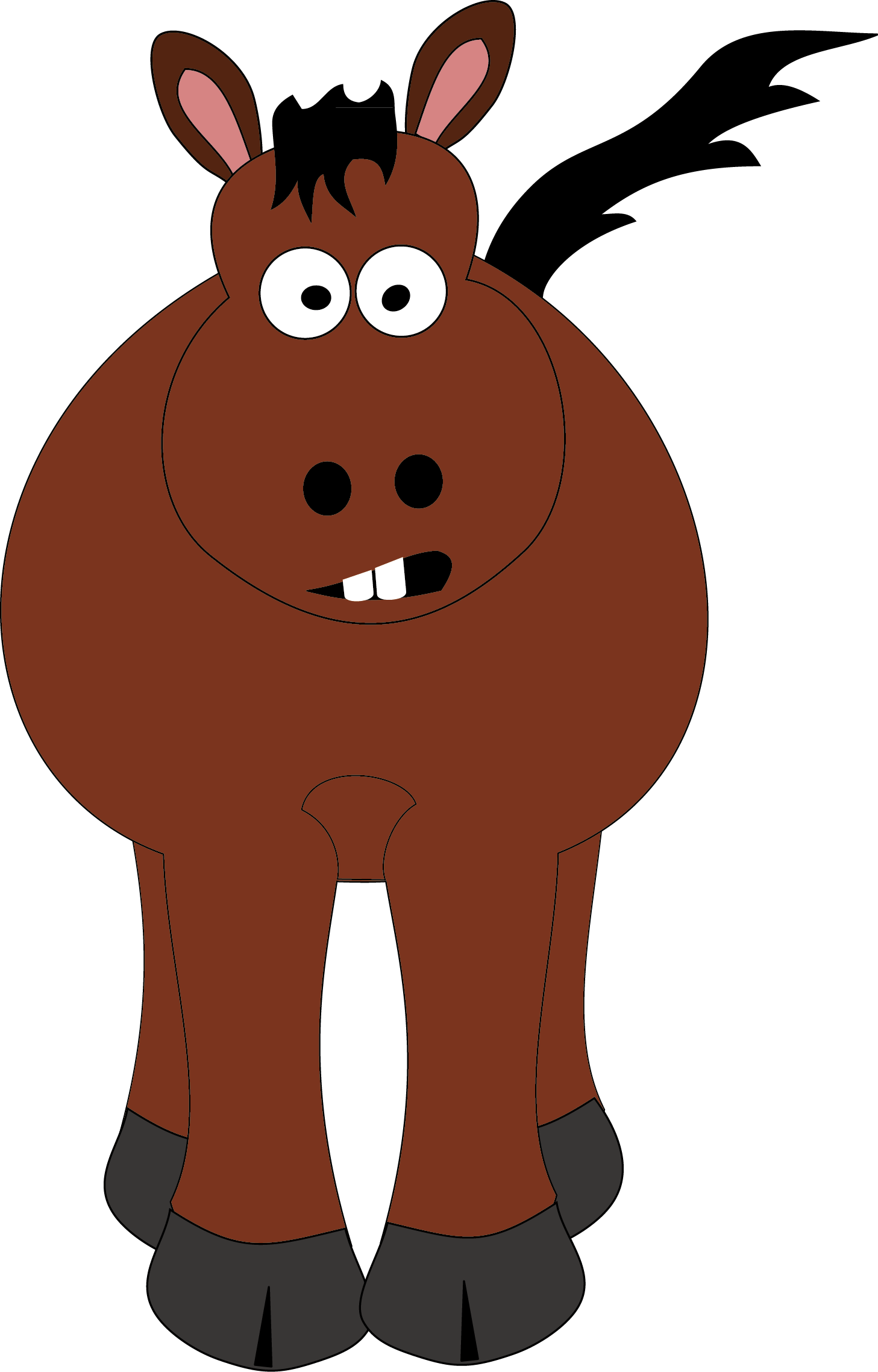 1457x2276 Hippopotamus Drawing Painting