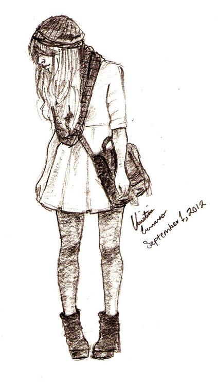 424x750 Hipster Girl By Midnightc10