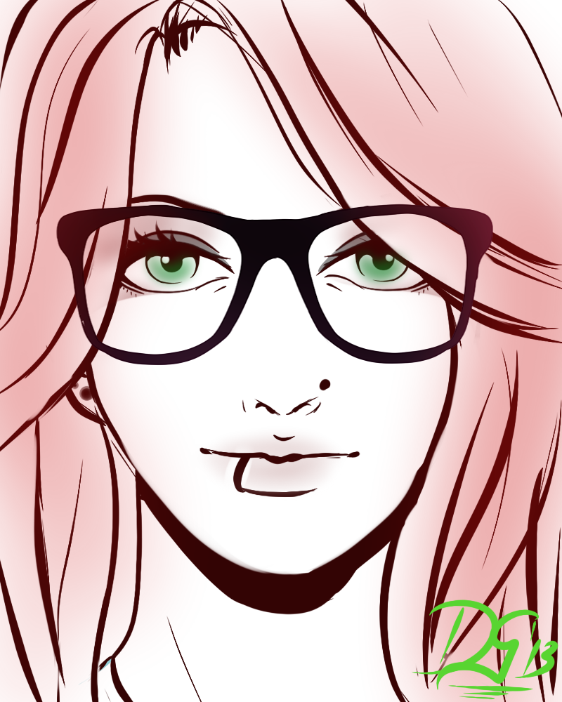 800x1000 Hipster Glasses Drawing Clipart Panda Free Clipart Images