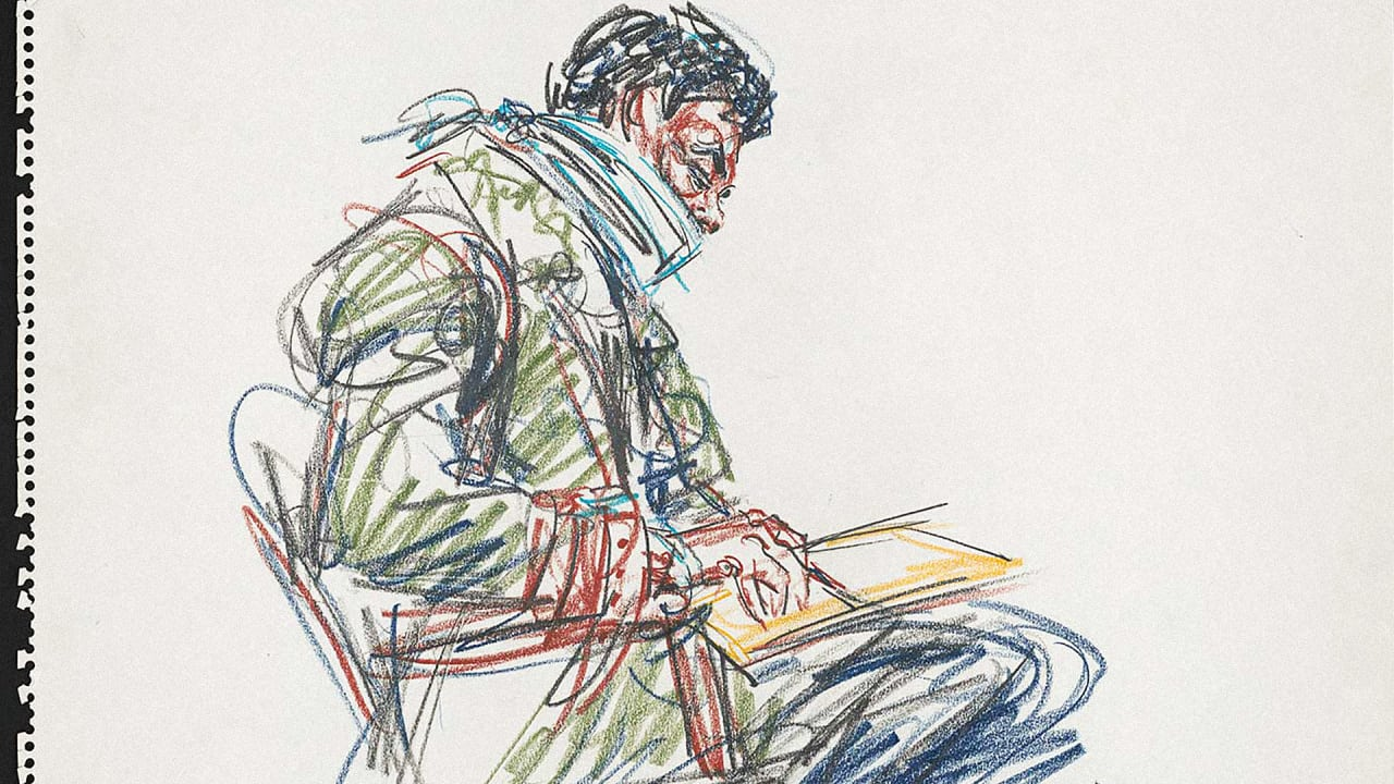 1280x720 13 Courtroom Drawings That Captured History