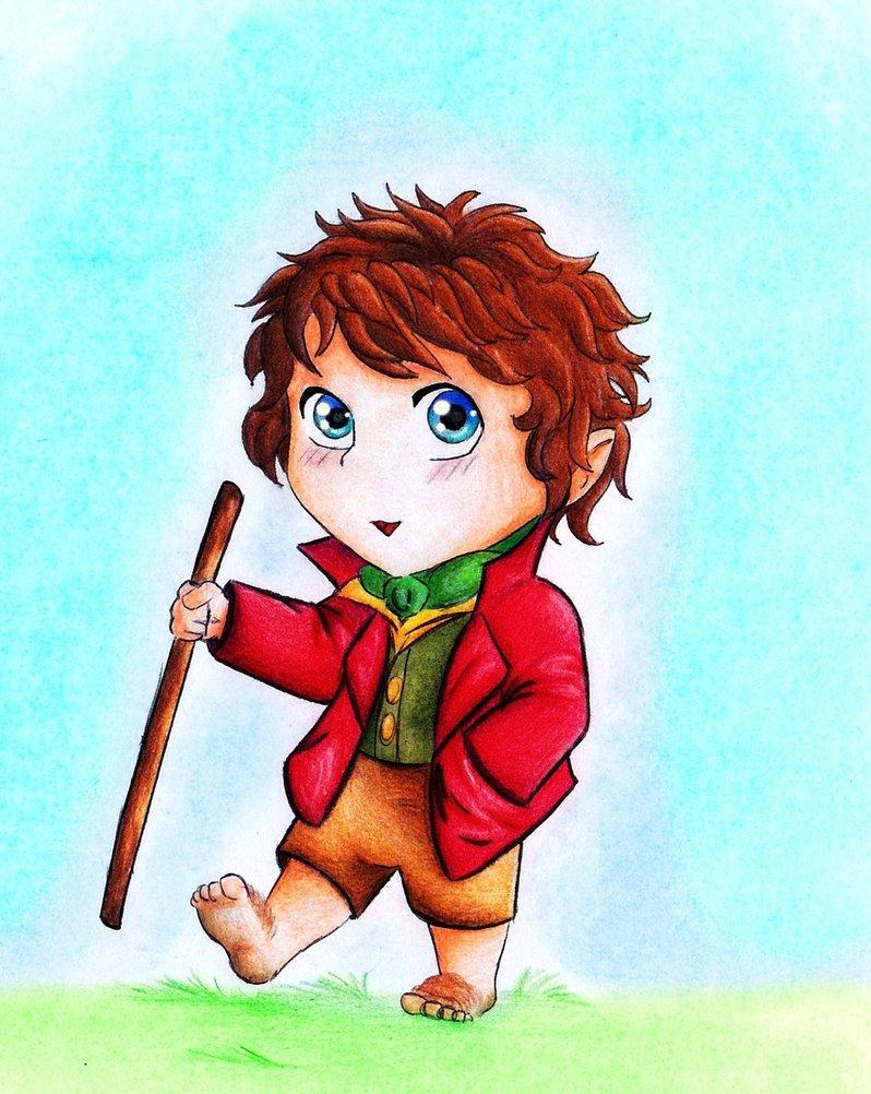 798x1002 Bilbo Baggins The Hobbit By Andropov97