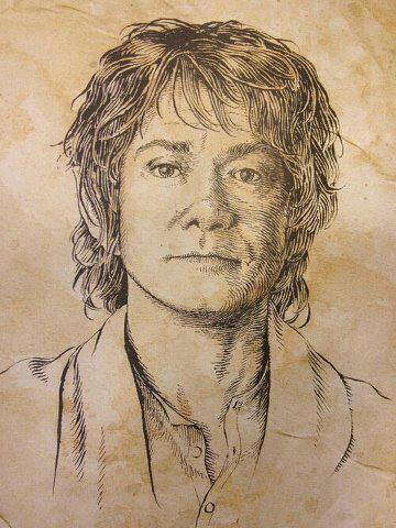 360x480 Bilbo Baggins As A Young Hobbit. Tolkien Lt3 Bilbo