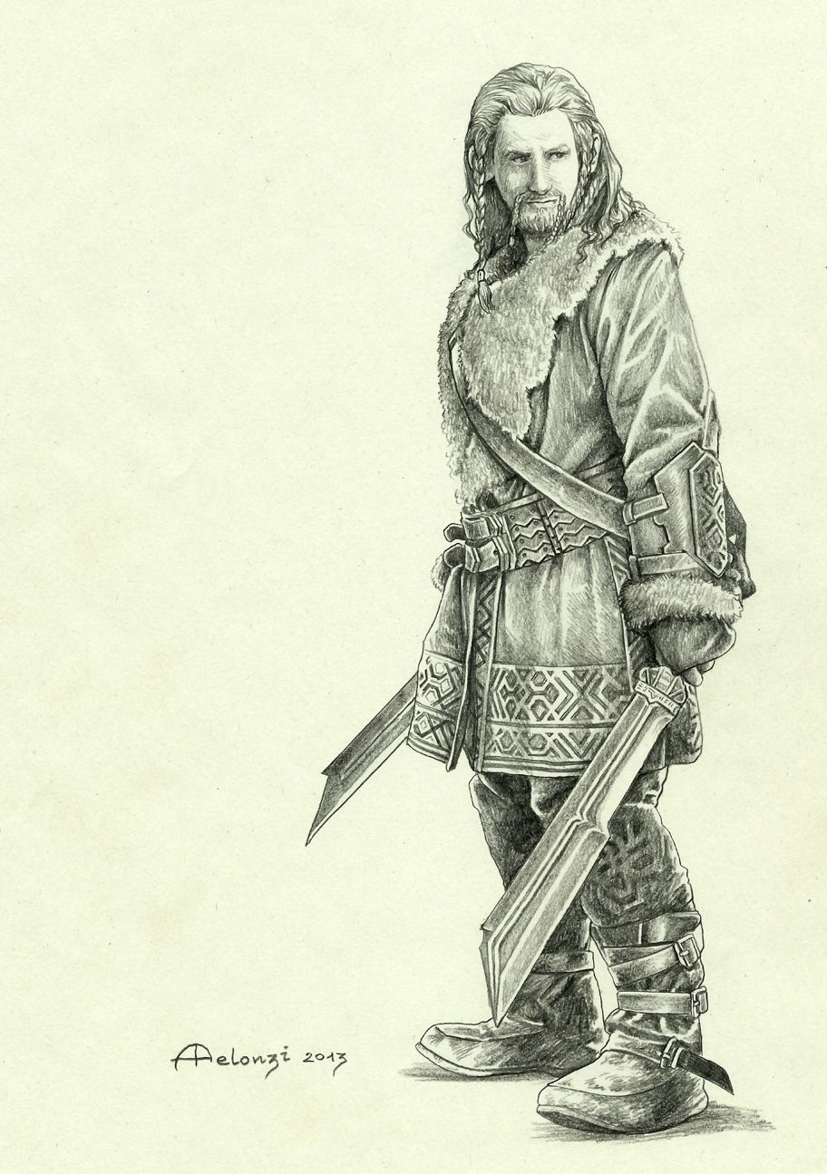 912x1295 Fili By On @ The Hobbit