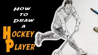 320x180 The Artistic Side Learn How To Draw A Hockey Player! A Hockey World