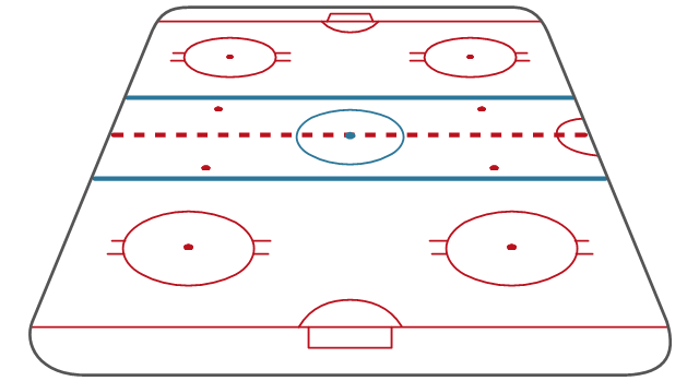 Hockey Rink Drawing At Getdrawings Free For Personal Use