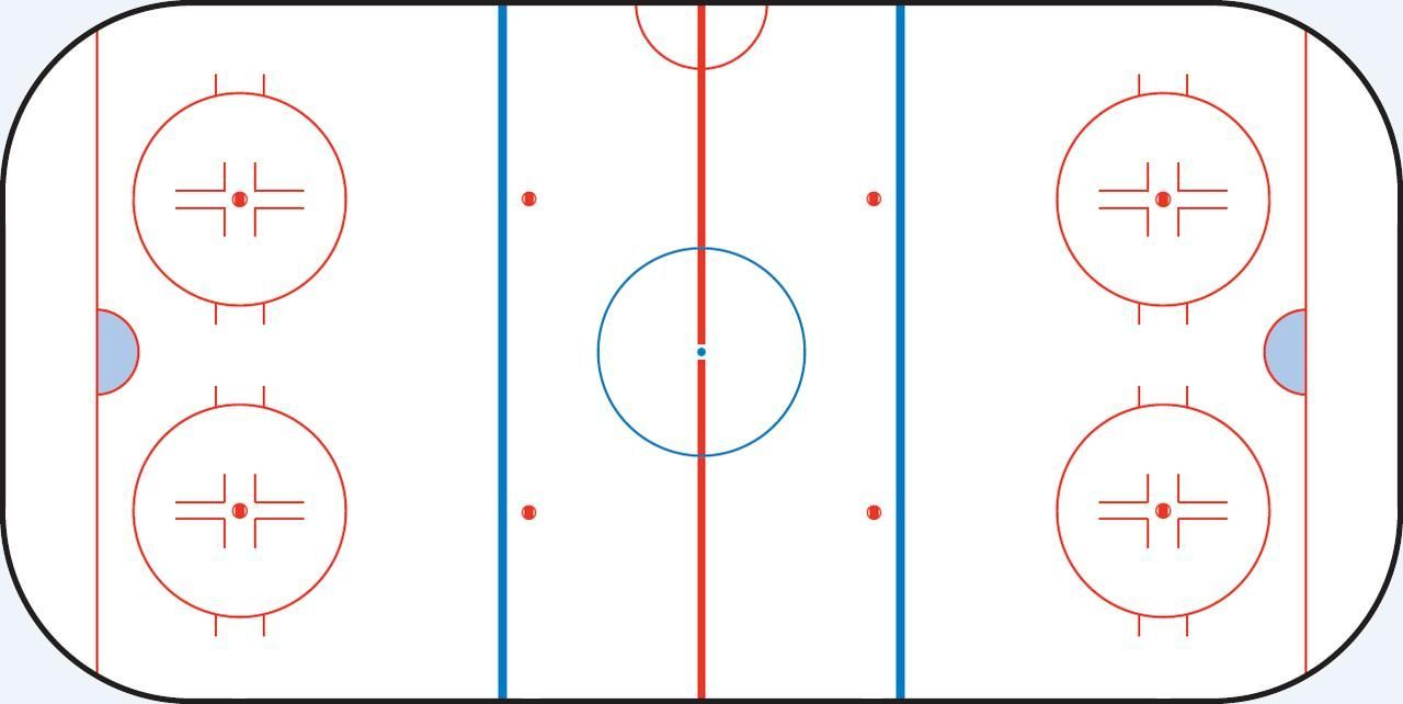 Hockey Rink Drawing at GetDrawings.com | Free for personal use ...