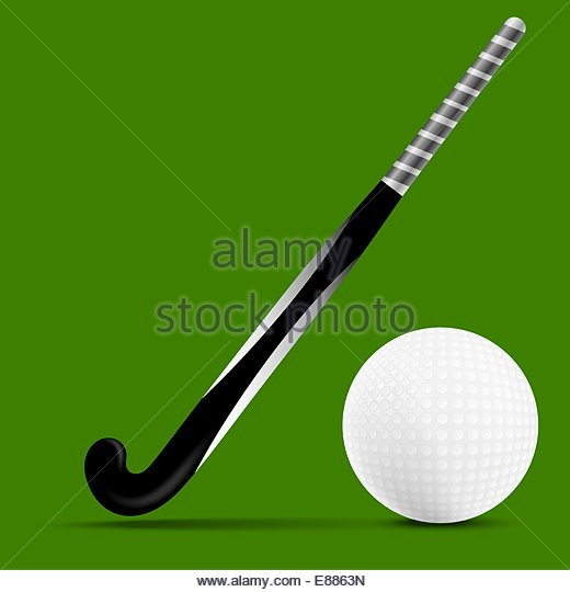 520x540 Field Hockey Stick Stock Vector Images
