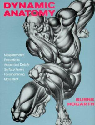 304x400 Dynamic Anatomy Revised And Expanded Book By Burne Hogarth