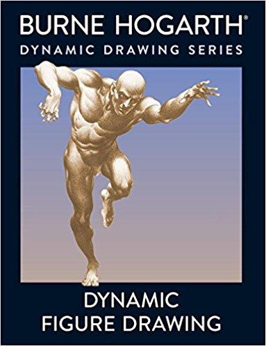 383x499 Dynamic Figure Drawing Burne Hogarth 9780823015771