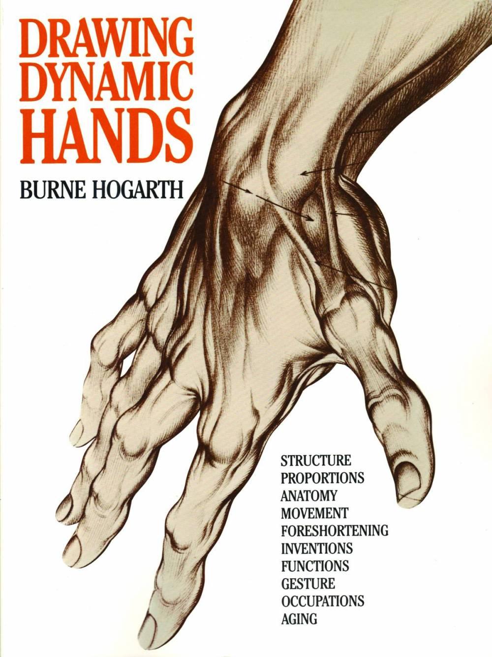 1000x1335 Hogarth Drawing Dynamic Hands Wow Cool